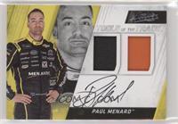 Paul Menard #/450