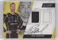 Paul Menard [EXtoNM] #/450