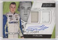 Ty Dillon #/100