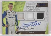 Ty Dillon #/40