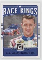 Race Kings - A.J. Allmendinger [Noted] #/299
