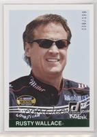 Retro 1984 Variations - Rusty Wallace #/199