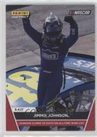Jimmie Johnson #/64