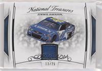 Cars - Jimmie Johnson #/25