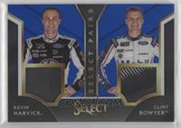 Kevin Harvick, Clint Bowyer #/199