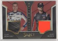 Clint Bowyer, Kurt Busch #/99