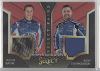 Trevor Bayne, Ricky Stenhouse Jr. #/99