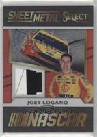 Joey Logano #/25