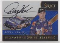Denny Hamlin #/50