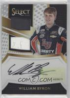 William Byron #/25