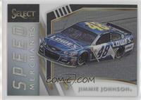 Jimmie Johnson #/50