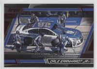 Horizontal - Dale Earnhardt Jr #/100