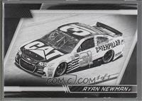 Horizontal - Ryan Newman [Noted] #/1