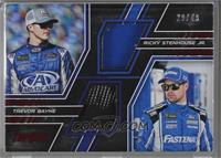 Trevor Bayne, Ricky Stenhouse Jr. [Noted] #/49
