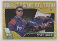 Denny Hamlin #/49