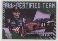 Kurt Busch #/10