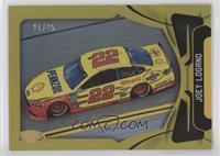 Cars - Joey Logano #/25