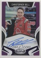 Christopher Bell #/10