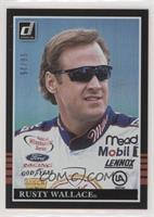 Retro 1985 - Rusty Wallace #/25