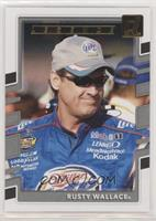 Legends - Rusty Wallace #/499