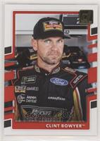 Clint Bowyer (Name Right Aligned) #/499