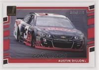 Cars - Austin Dillon #/499