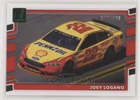 Cars - Joey Logano #/199