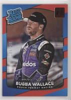 Rated Rookies - Bubba Wallace #/299