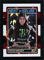 Hailie Deegan #/999