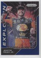 Explosion - Martin Truex Jr. #/99