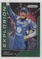 Explosion - Dale Earnhardt Jr. #/149
