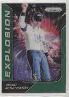 Explosion - Brad Keselowski #/149