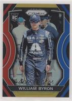 William Byron #/24