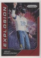 Explosion - Brad Keselowski #/75