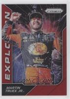 Explosion - Martin Truex Jr. #/75
