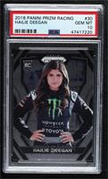 Hailie Deegan [PSA 10 GEM MT]