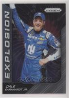 Explosion - Dale Earnhardt Jr.