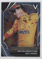 Past Winners - Joey Logano #/25