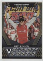 Playoff Race Winners - Matt Kenseth /99