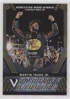 Playoff Race Winners - Martin Truex Jr. #/99
