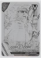 Past Winners - Joey Logano #/1