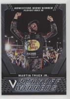 Playoff Race Winners - Martin Truex Jr.