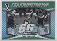Carl Edwards #/25