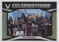 Ryan Newman #/5