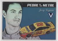 Rides - Joey Logano #/25