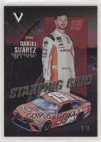 Daniel Suarez #/5