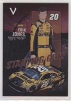 Erik Jones #/49