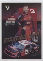 Austin Dillon #/49