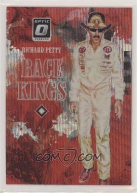 2019 Panini Donruss NASCAR - Optic - Red Wave #1 - Race Kings - Richard Petty