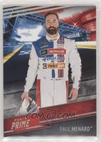 Driver - Paul Menard #/50